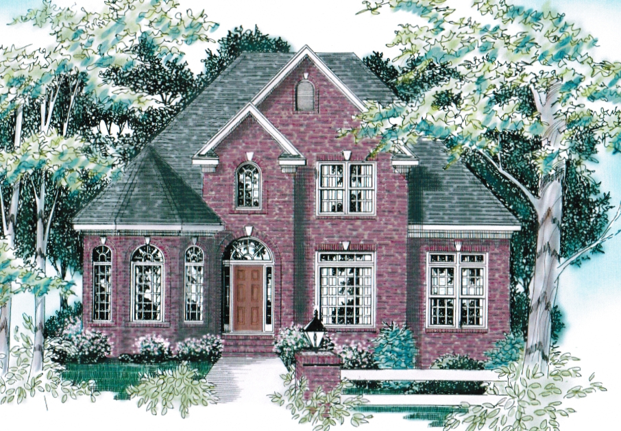 Home Plan Center 1 1 2 2670 Oakview