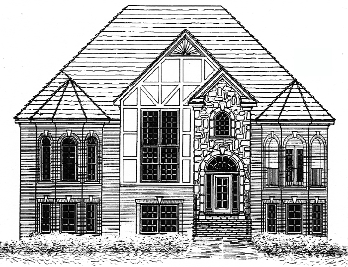 10 pictures split foyer house plans home building plans for Split foyer house designs